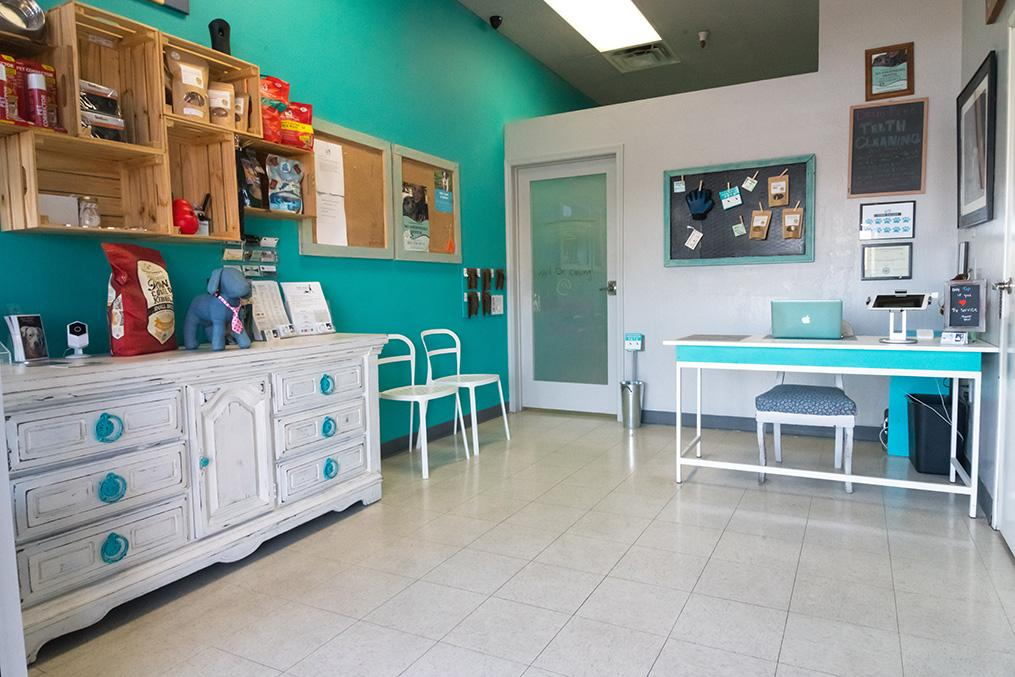 Grooming Shop Floor Plans: Puff And Fluff Grooming And Pet Sitting